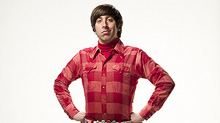 Simon Helberg - Howard Holowitz