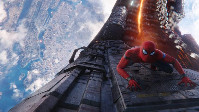 Itt a Spider-Man: Far From Home hivatalos logója!